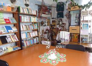 Беловская сельская Павленковская библиотека