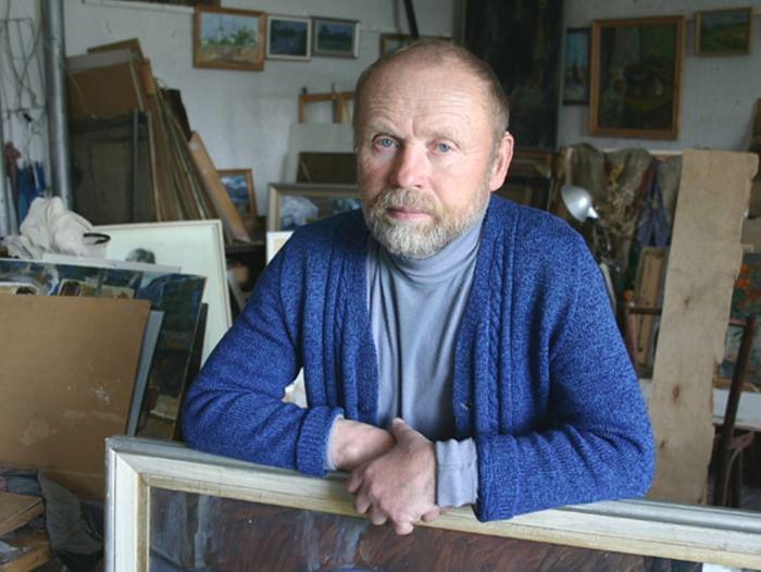 Выставка «Добрый русский художник»