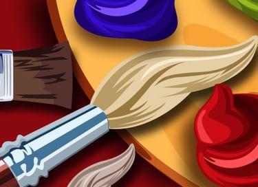 Мастер-класс масляной живописи «Горный пейзаж»
