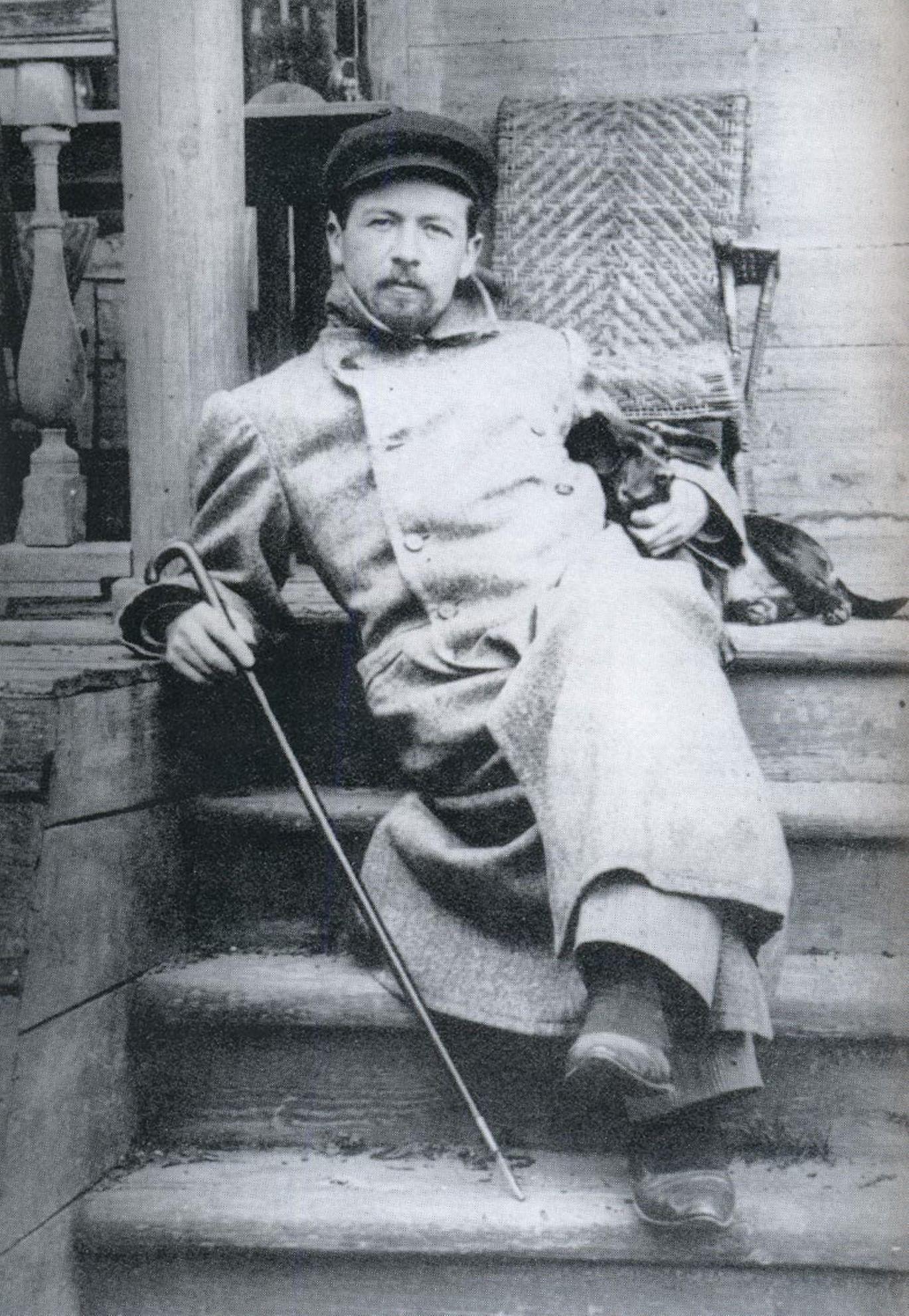 Антон Чехов. Фотография: all-biography.ru
