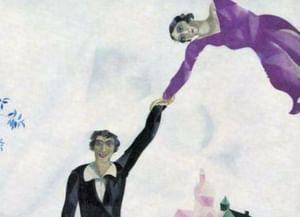 «Мама, я хочу быть художником». Отрывки из автобиографии Марка Шагала
