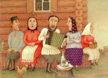 Спектакль «Прибайкальская кадриль»