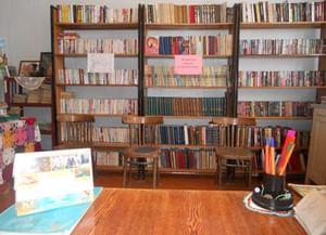 Опытская сельская библиотека