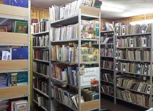 Библиотека-филиал № 10 п. Индига