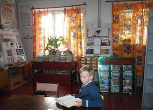 Колодежанская сельская библиотека