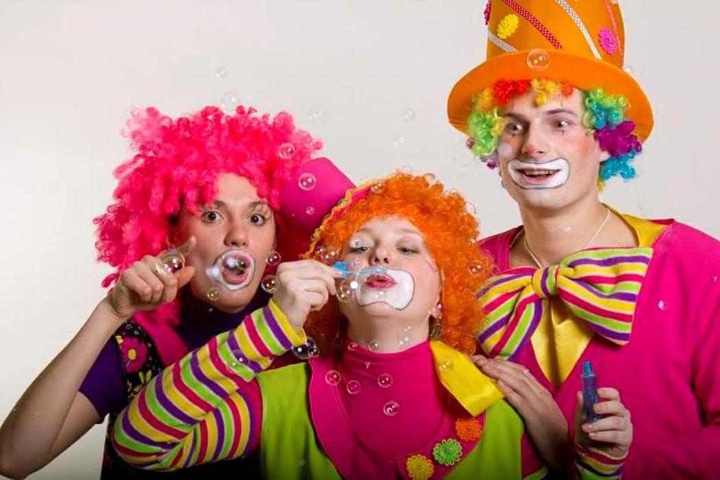 Сценки клоунады для детей