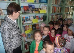 Новостепновская сельская библиотека
