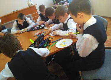 Выставка «Рисуют дети Красноярск».