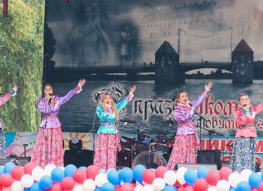 Праздничные мероприятия ко Дню города Полесска