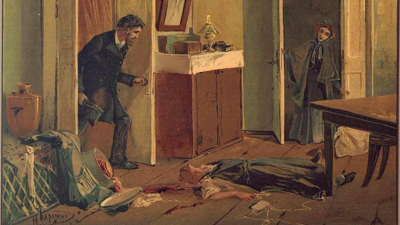 Как в русской литературе появился детективный жанр?