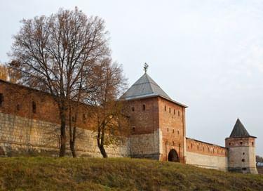 Экскурсия «Зарайский кремль – памятник русского оборонного зодчества»