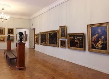 Экспозиция «Западноевропейское и русское искусство ХVI–ХХ веков»