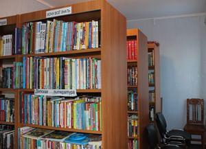 Библиотека-филиал с. Нори
