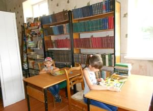 Гончаровская сельская библиотека