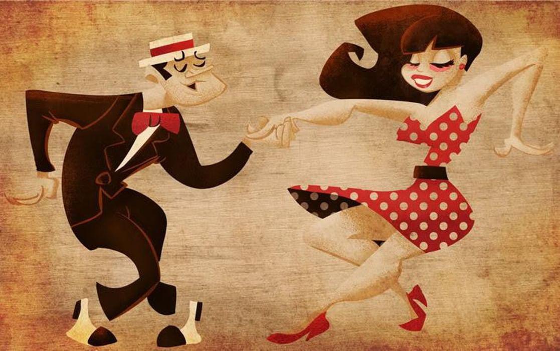 Потанцуем картинки прикольные