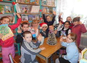 Утёвская сельская библиотека-филиал № 2