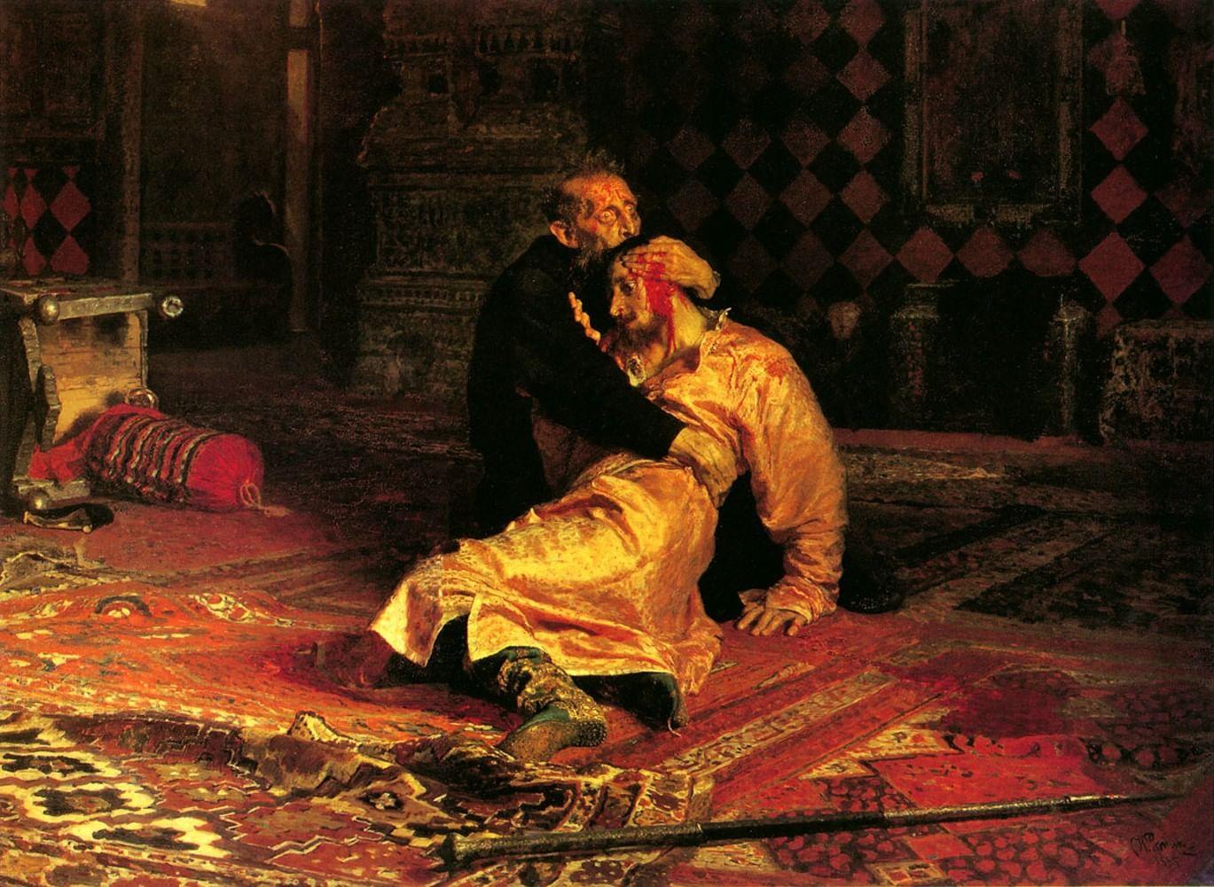 Илья Репин 2