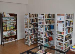 Центральная районная библиотека г. Гудермес