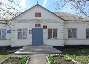 Нижнематрёнская сельская библиотека-филиал № 14
