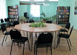 Библиотека № 4 им. М. Г. Исаковой