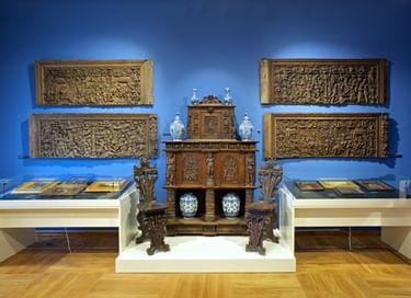 Экскурсия по экспозиции музея-заповедника «Зарайский кремль»