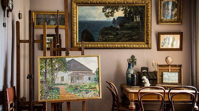 Музей-квартира А. М. Васнецова
