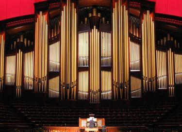 Концерт «Органные ландшафты: Германия, Австрия, Нидерланды, Британия, Франция, Россия»