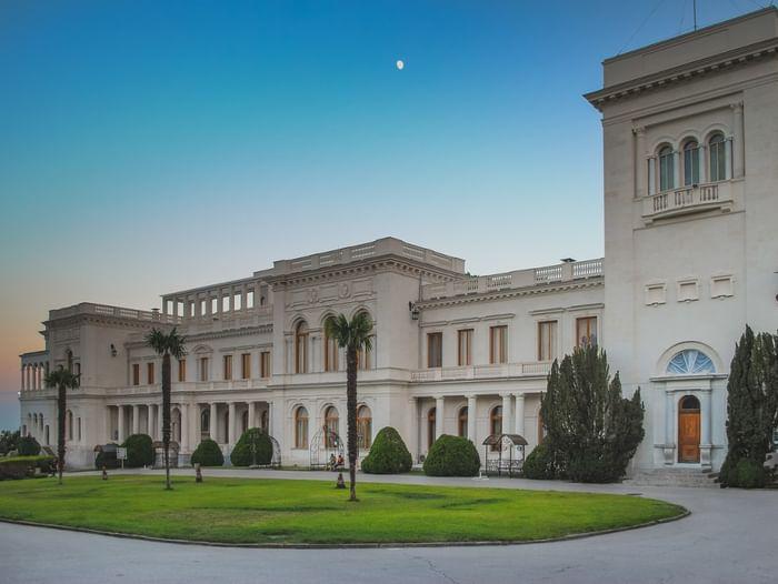 Виртуальная выставка «Из истории первого музея в Ливадийских дворцах»