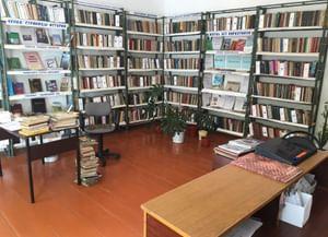 Кошкельдинская сельская библиотека-филиал № 10