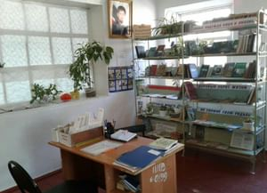 Кади-Юртовская сельская библиотека-филиал № 15