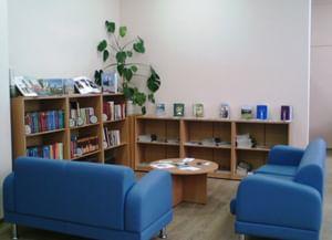 Библиотека № 12 г. Киров