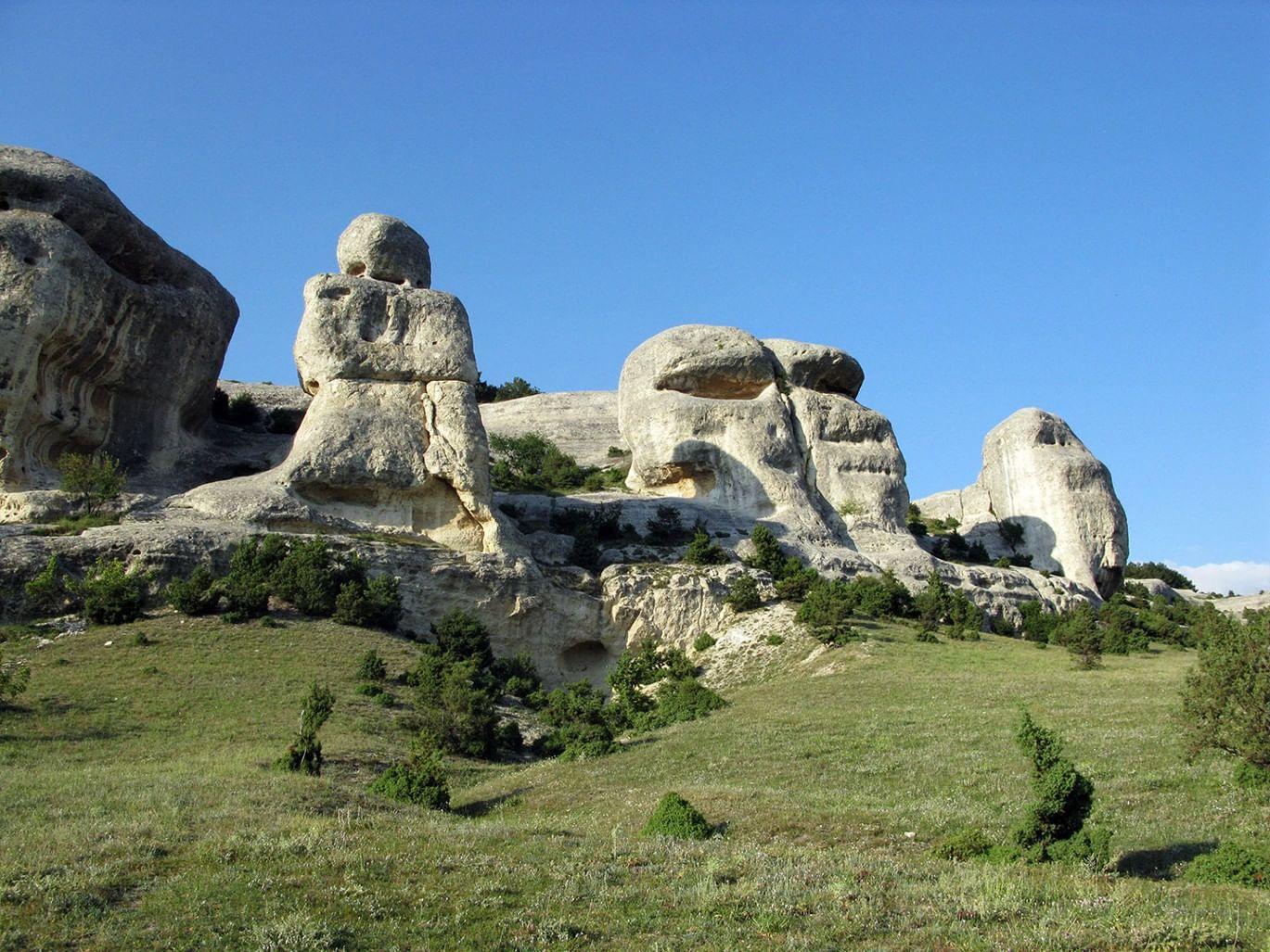 Бахчисарай — дворец-сад