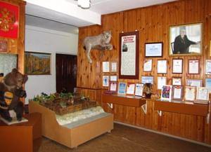 Исетский народный краеведческий музей им. А. Л. Емельянова