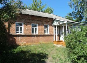 Берестянская сельская библиотека