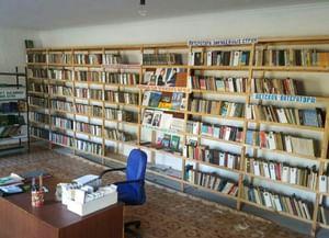 Энгель-Юртовская сельская библиотека-филиал № 29