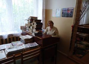 Каргашинская сельская библиотека