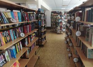 Библиотека № 25 п. Дороничи