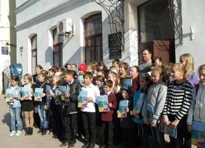 Центральная детская библиотека г. Феодосия