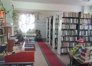 Пятницкая библиотека-филиал