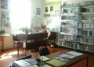 Хангиш-Юртовская сельская библиотека-филиал № 21