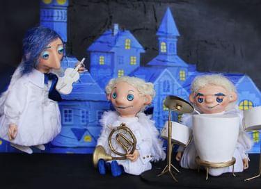 Спектакль «Ангельская труба»