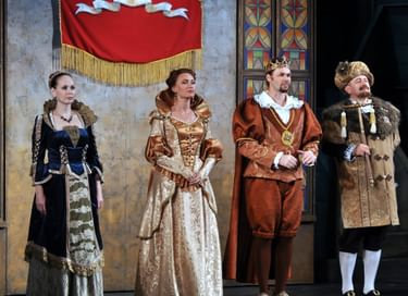 Спектакль «Однажды в Датском королевстве»