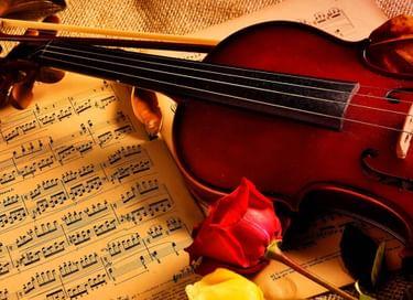 Концерт «Да будет любовь и музыка!»