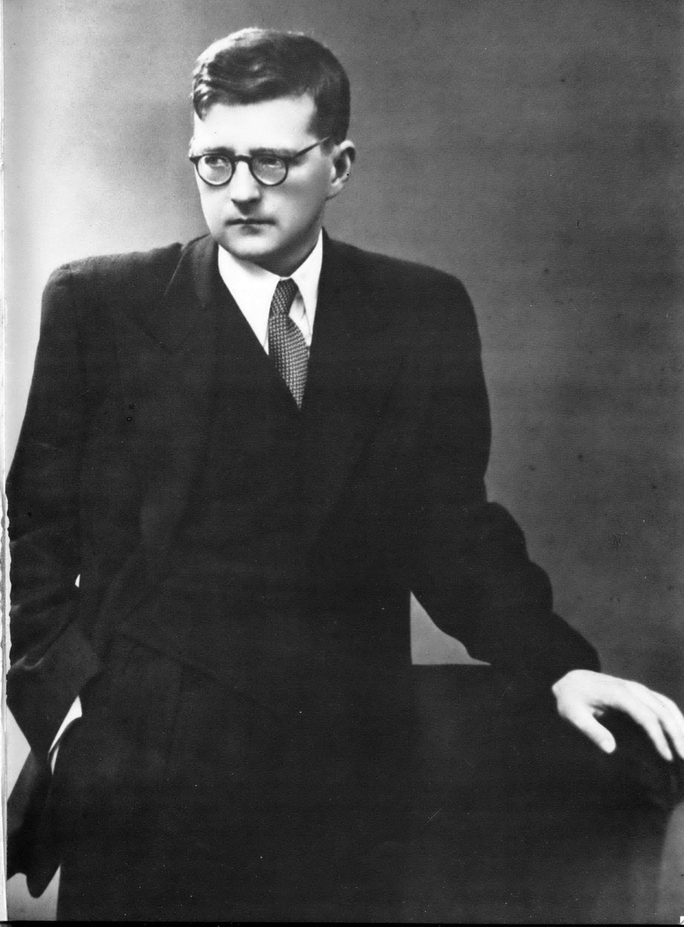 Дмитрий Шостакович: страсти по Шекспиру