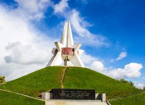 Мемориальный комплекс «Курган Бессмертия»
