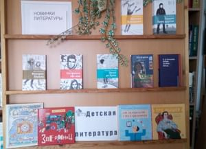 Наниковская сельская библиотека