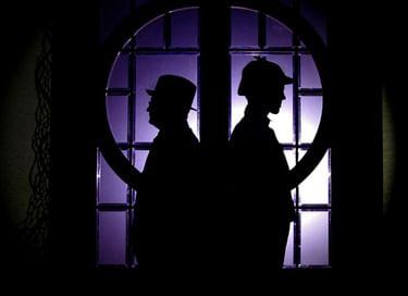 Спектакль «Шерлок. Продолжение»
