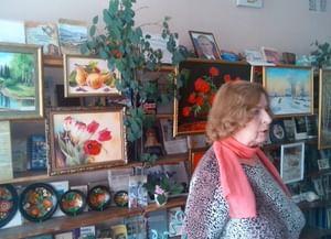 Приморская поселковая библиотека