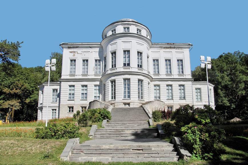 Памятники архитектуры россии