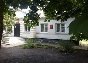 Хворостянская сельская библиотека-филиал № 31